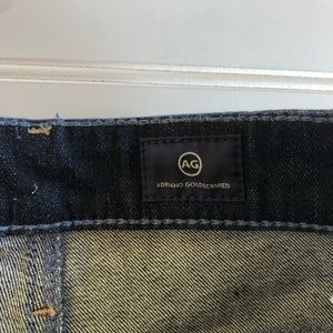 Ag Adriano Goldschmied Jeans - AG Farrah Ankle Skinny Jeans Dark high rise 25 0